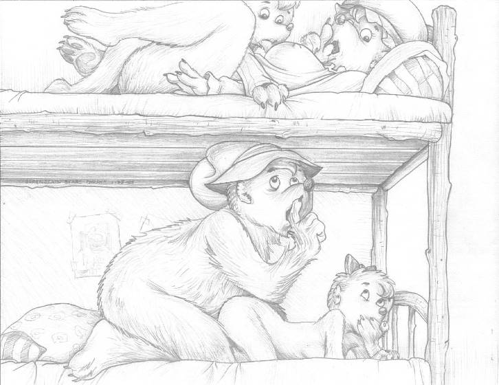 tuke bear and rutt brother Sophie my time at portia