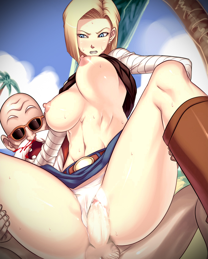 how old android 18 is Miss kobayashi's dragon maid porn comic