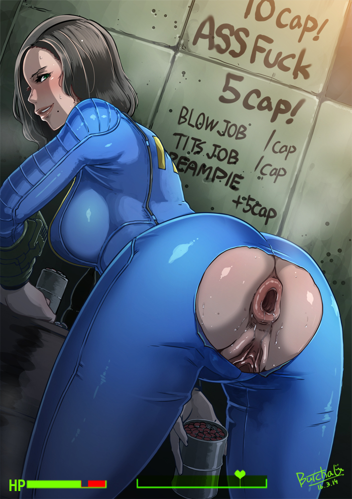 fallout sole 4 the how survivor old is Alvin and the chipmunks hentai