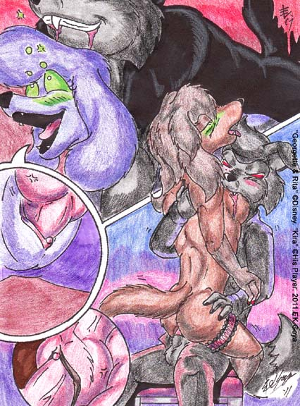 and company oliver Girl foxy five nights at freddy's