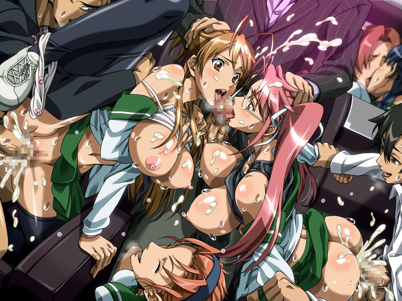 girl highschool dead of the characters Trials in tainted space balls