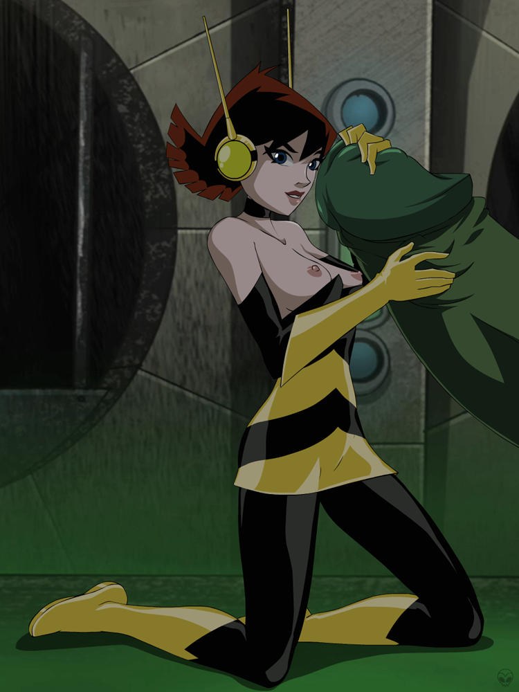 earth's heroes the wasp mightiest avengers Tales_of_androgyny