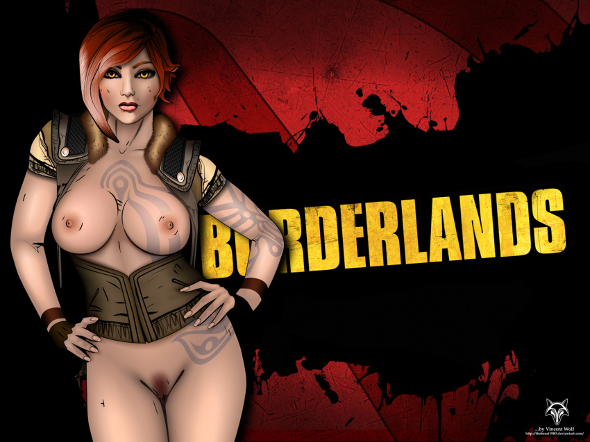 tiny borderlands tina porn 2 Space channel 5