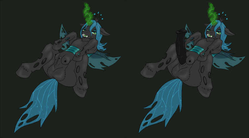 queen little pony my from chrysalis Bendy and the kink machine