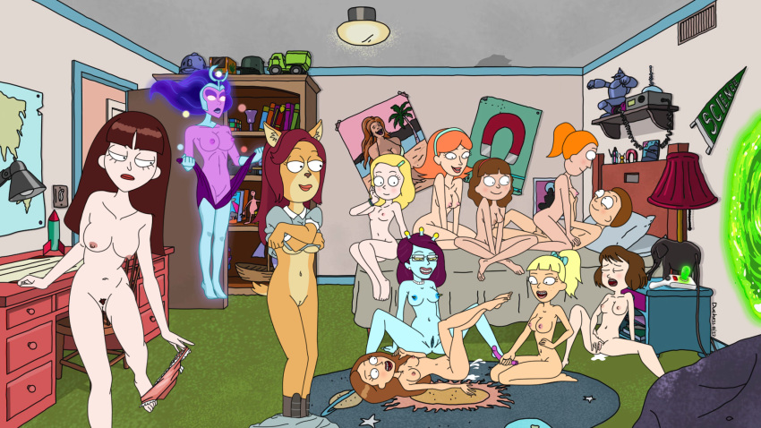fanfiction jack lemon arcee and Tram pararam phineas and ferb