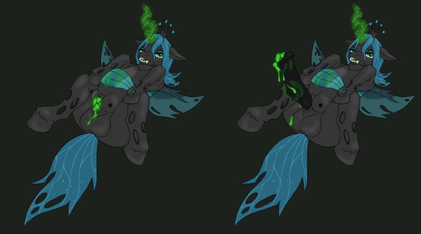 little chrysalis queen pony my Trials in tainted space bothrioc