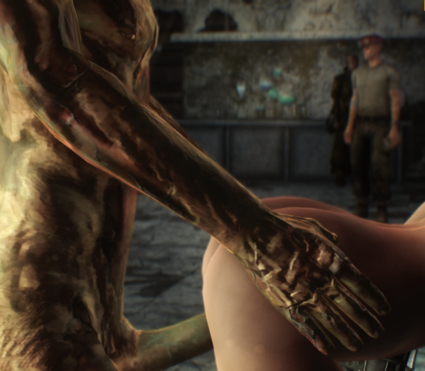 vegas fallout new daughter ares of How to get to mergo's wet nurse